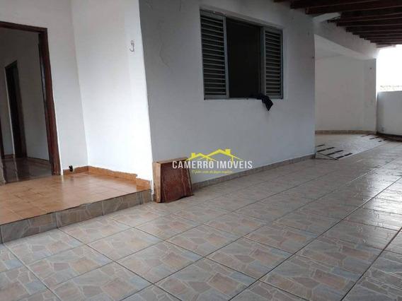 Casa Com 2 Dormitórios Para Alugar, Por R$ 1.200/mês - Jardim Bela Vista - Americana/sp - Ca2400