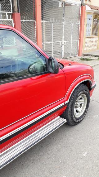 Mini Blazer Color Rojo Motor 3000 5 Puertas