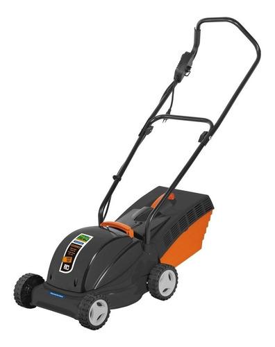 Cortador de grama elétrico Tramontina CE35M2 com cesto recolhedor 1300W laranja e preto 220V