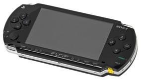 Psp Slim 3001 Desbloqueio Permanente+ Cartão 32gb + Jogos