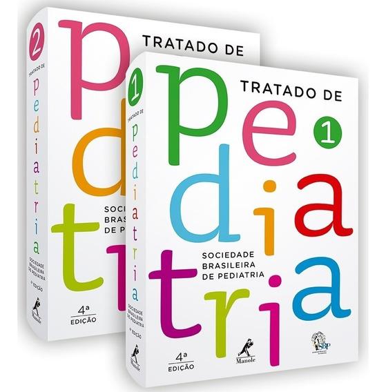 Tratado De Pediatria - Sociedade Brasileira De Pediatria - 4