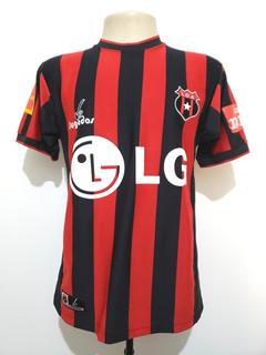 Camisa Futebol Alajuelense Costa Rica 2003 Home Jugados M