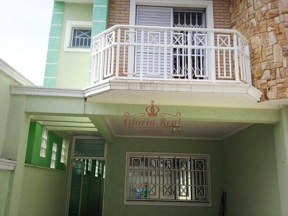 Sobrado Residencial À Venda, Jardim Felicidade (zona Oeste), São Paulo. - So0117