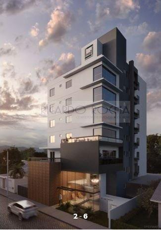Apartamento A Venda No Bairro Vila Nova Em Blumenau - Sc. - 256-1