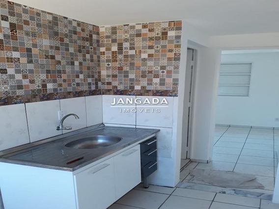 Apartamento 02 Dormitorios E 01 Vaga Cdhu - 11327l