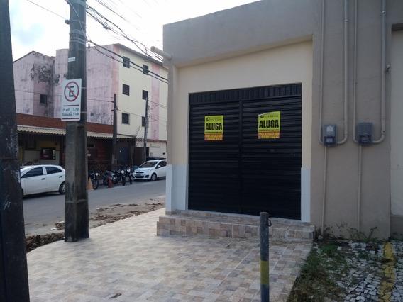 Pc2172-aluga Ponto Comercial Fátima, Próx. Avenida Aguanambi