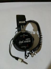 Headphone Agena Antigo - Raridade