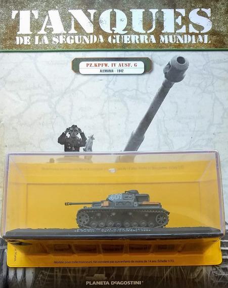 Tanques Segunda Guerra Mundial Entrega Nº 25 Panzer Iv