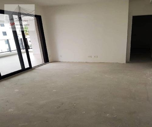 Apartamento À Venda, 101 M² Por R$ 1.450.000,00 - Campo Belo - São Paulo/sp - Ap13959