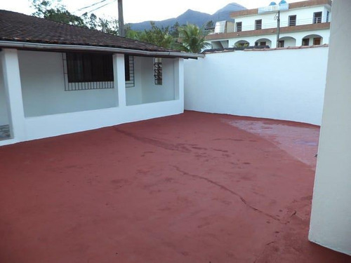 Casa Residencial À Venda, Estância Balneária Garça Vermelha, Peruíbe. - 10645