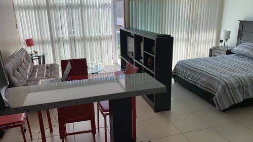 Imagen 1 de 12 de Loft En Renta Amueblado, Mantenimiento Y Servicios Incluidos, 32037