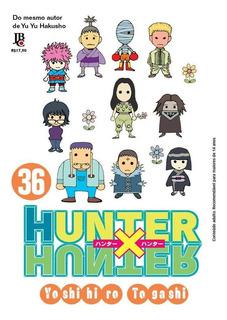 Hunter X Hunter - Vol. 36