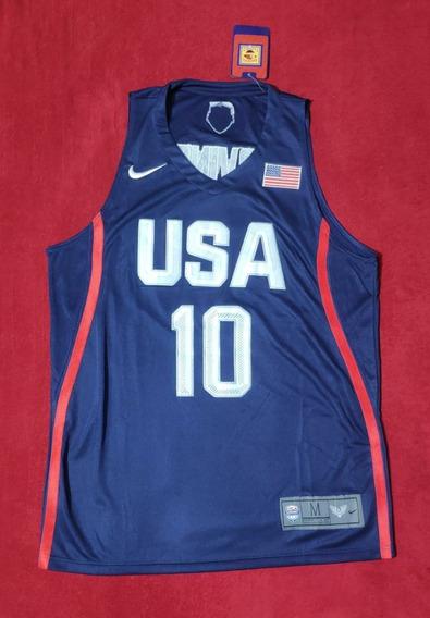 Kyrie Irving Jersey Team Usa Jjoo De Río 2016 - A Pedido