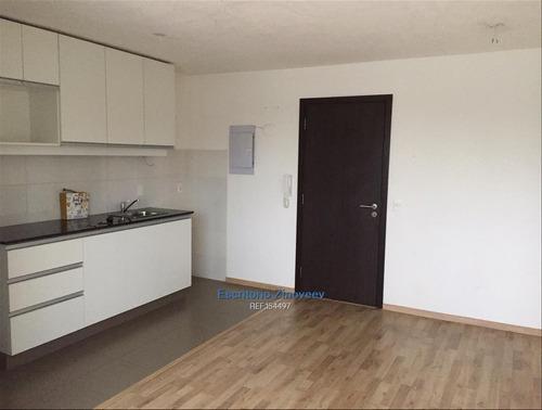 Apartamento De 1 Dormitorio Con Garaje Al Contrafrente