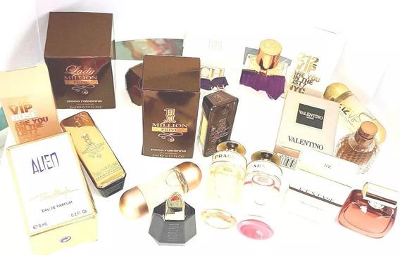 Miniaturas De Perfumes Importados - 1 Unidade