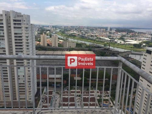 Apartamento À Venda, 111 M² Por R$ 956.000,00 - Chácara Santo Antônio (zona Sul) - São Paulo/sp - Ap24062