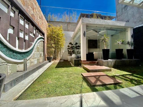 Casa En Renta En Arboleda De San Javier Pachuca Rb