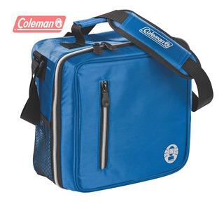 Bolsa Térmica Coleman Messenger 12 Latas Azul A Melhor