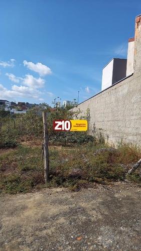Imagem 1 de 1 de Te06377- Terreno Para Venda No Jardim Monte Carlo - Na Z10 Imóveis Indaiatuba/sp - Te06377 - 69667663