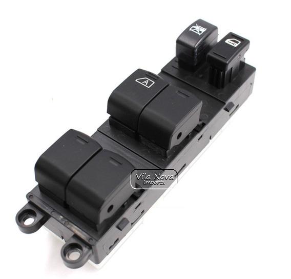 Comando Interruptor Vidro Elétrico Nissan Frontier 2 Plug