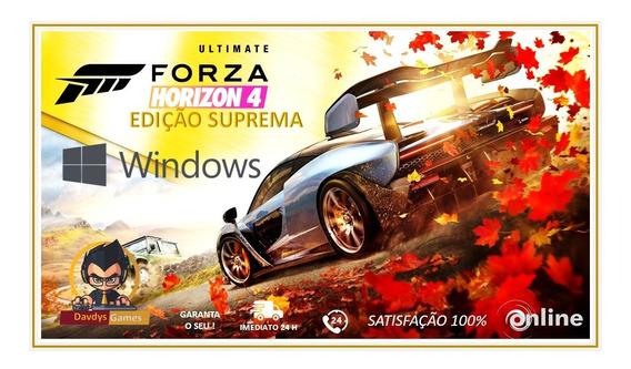 Forza Horizon 4 Ultimate Suprema Edition Original - Pc