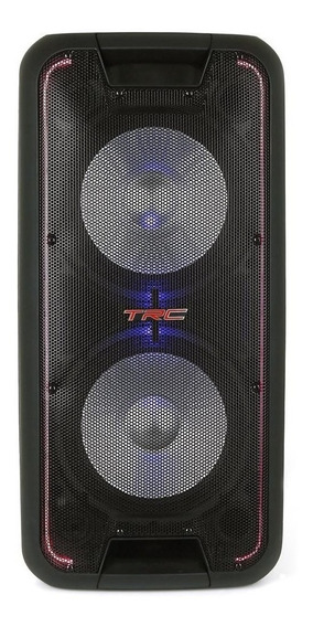 Caixa Amplificada Trc Trc 518 600w Rms Bluetooth Usb