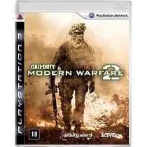 Call Of Duty Modern Warfare 2 -ps 3 - Mídia Física