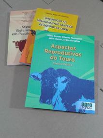 Livro Aspectos Reprodutivos Do Touro + Brinde