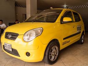 Taxi Kia Picanto 2011 Individual Estrella Crédito Directo.
