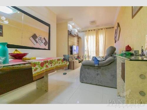 Apartamento Com 3 Dormitórios À Venda Por R$ 302.000,00 - Vila Industrial - São Paulo/sp - Ap0712