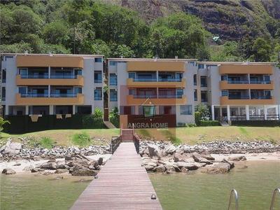 Cobertura Residencial À Venda, Bahia Da Ribeira , Angra Dos Reis - Co0011. - Co0011