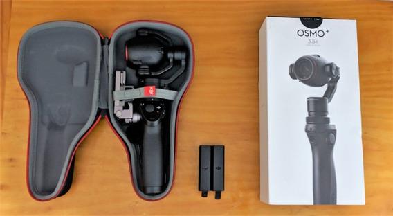 Câmera Osmo Dji Plus + Estojo Kit Completo