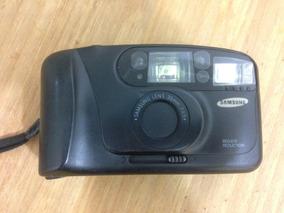 Câmera Fotográfica Analógica Samsung - Retrô - Af333