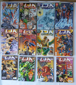 Gibi Liga Da Justiça 2002 Panini Coleção 26 Revista Hq