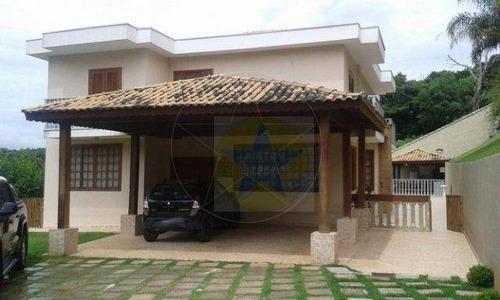 Chácara Residencial À Venda, Vale Das Flores, Atibaia - Ch0267. - Ch0267