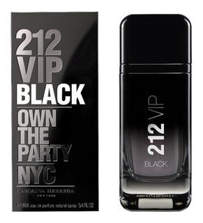 212 Vip Black Men 100 Ml Eau De Parfum Spray De Carolina Her