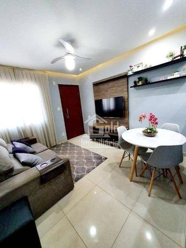 Imagem 1 de 10 de Apartamento Com 2 Dormitórios À Venda, 42 M² Por R$ 170.000 - Vila Virgínia - Ribeirão Preto/sp - Ap4410