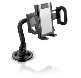 Suporte Universal Automotivo Para Tablet 5 E 11cm Multilaser