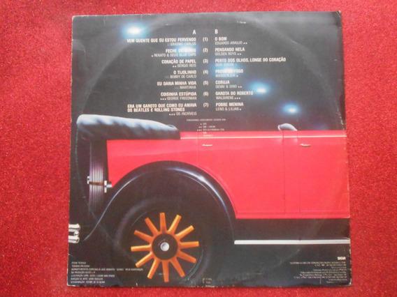 Lp Jovem Guarda P/1981- Coletânea Disco 02 Mg