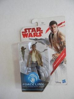 Disney Star Wars Boneco Finn - Resistence Fighter (hq)