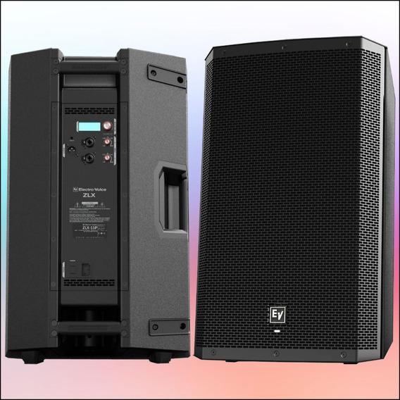 Caja Activa Amplificada Electro Voice Zlx-15p + Factura