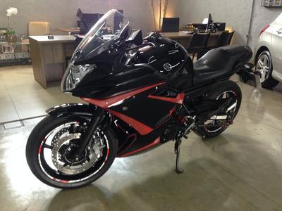 Yamaha Xj6 600cc