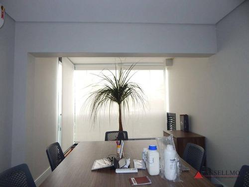 Imagem 1 de 19 de Sala Para Alugar, 74 M² Por R$ 3.900,00/mês - Centro - São Bernardo Do Campo/sp - Sa0588