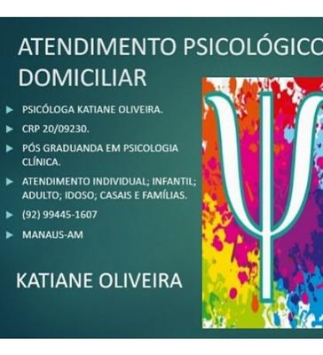 Atendimento Psicológico Domiciliar