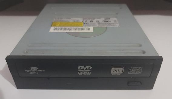 Gravador De Cd/dvd Modelo:shm-shm-165h6s Testado Usado
