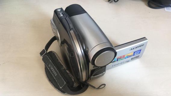 Filmadora Samsung Sc-dc163 - Usada - Minidvd