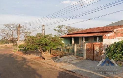 Imagem 1 de 16 de Casa Com 2 Dormitórios À Venda, 195 M² Por R$ 380.000,00 - Catuai - Londrina/pr - Ca1559