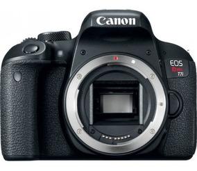Câmera Canon Eos Rebel T7i Corpo -pronta Entrega -envia Hj