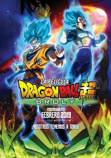 Dragon Ball Super: Broly / Película 1080p / Digital