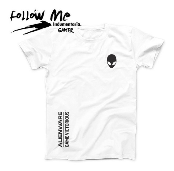 Remeras Alienware Gamer,pc Excelente Cali Rosario